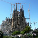 3. Sagrada Familia: The as-yet-unfinished basilica in Barcelona, designed by Antoni Gaudí, was photographed 128,039 times. Photo: olivier bucholz/Flickr