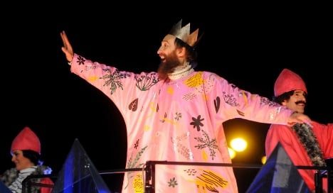 Spain's Three Kings celebrations bring gifts, sweets...and controversy