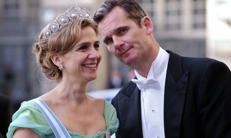 Spain's Princess Cristina: From fairy tale life to national 'baddie'