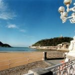 Welcome to San Sebastian: City of culture... and peace