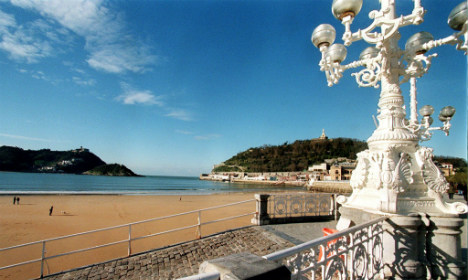 Welcome to San Sebastian: City of culture… and peace