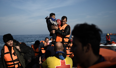 Spanish lifeguards held over 'people trafficking' of refugees
