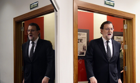 'I do not have support to govern': Spain's Rajoy