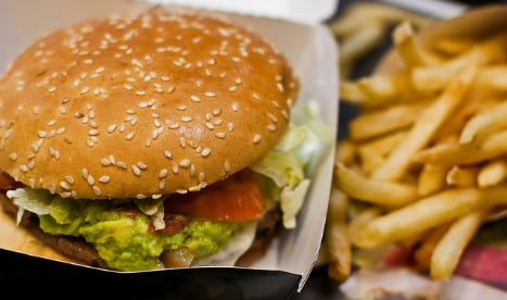 Is Spain's healthy diet under threat from fast food culture?