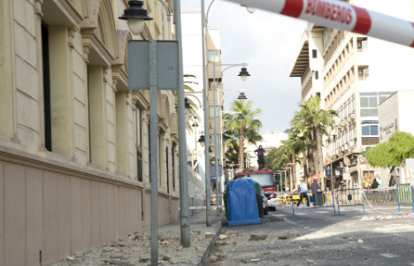 Watch: Moment south Spain struck by 6.3 magnitude quake
