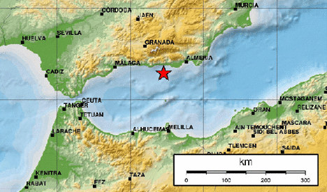 Southern Spain trembles as more earthquakes strike