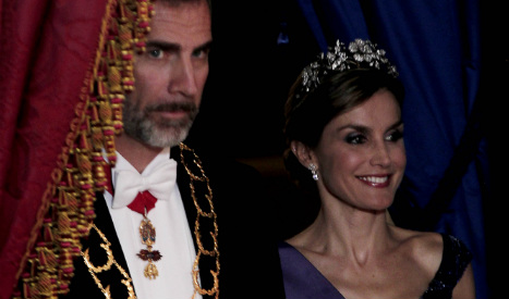 Spanish royals cancel state visit to Britain amid govt woes