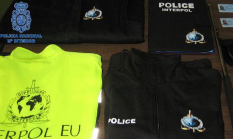 British man arrested in Spain after posing as Interpol officer