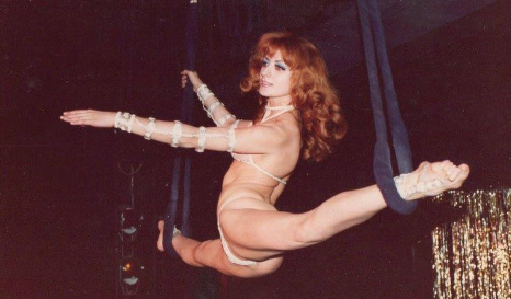 Benidorm's Sticky Vicky, 72, retires from sexy magic show