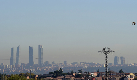 Tough new anti-pollution rules come into force in Madrid