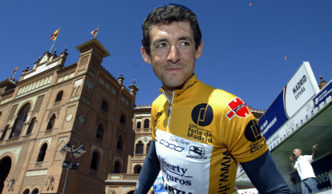 Spain to pay cyclist €720,000 for overturned doping ban