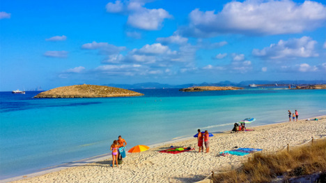 This is the very best beach in Europe. And here's why…