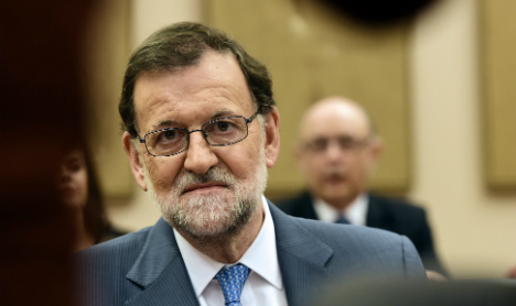 June 26th: Rajoy lets slip date 'most likely' for new elections