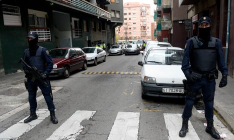 Seven arrested in Spain over suspected ISIS militant links