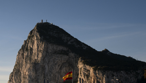 D'oh! Man steals police car in Spain to cross into Gibraltar