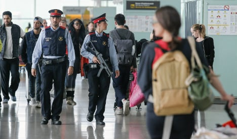 Spain to boost security at airports after Brussels attacks