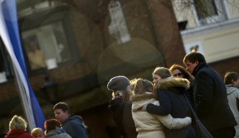 Students travel to Spain one year after Germanwings crash