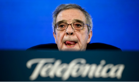 Spain's Telefonica CEO steps down after 16 years at helm