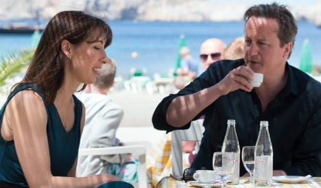 David Cameron plans Easter family holiday in Lanzarote