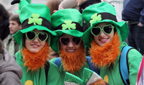 Go Green! Where to celebrate St Patrick's Day in Spain