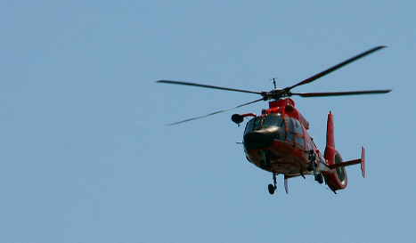 Spanish pilot smuggles drugs in helicopter from Morocco