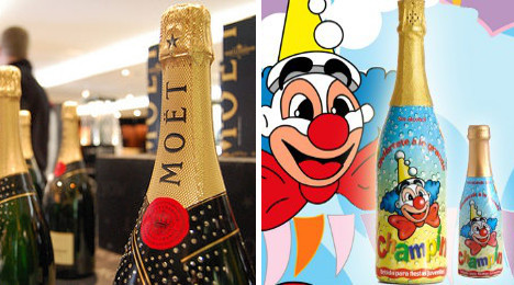 Spanish fizzy pop trumps French Champagne in court