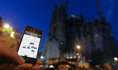 Welcome back: Uber's rival taxi service returns to Spain