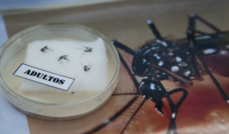 Spain's first baby born to Zika infected mother given all clear