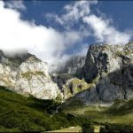 <b>Picos de Europa National Park</b>: The Picos de Europa mountain range spans the regions of Asturias, Cantabria, and Castile and León. One of Spain's first national parks, it is also one of the most famous, popular with thrill-seekers who flock there for its many sporting opportunities. Photo: Peter Clark/Flickr