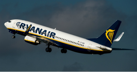 Drunk Brits booted off Ryanair Liverpool flight to Alicante