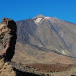 <b>Teide National Park</b>: Spain's most visited national park, on the Canary Island of Tenerife, revolves around Mount Teide, Spain's highest peak, at 3,718 metres. The volcano and surrounding landscapes provide other-worldly views for its three million annual visitors. Photo: Alex Lecea/Flickr