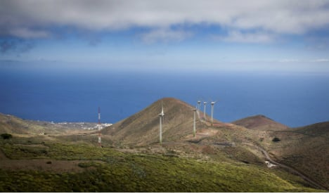 El Hierro, the Canary Island aiming for 100% clean energy