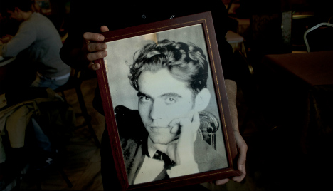Spain in tug-of-war with Lorca family over poet's archive