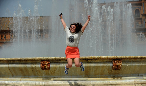 Spain voted top Erasmus destination – and here's why