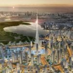 Spanish 'starchitect' reaches new high with tallest building