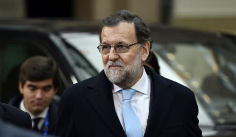 Rajoy to face 'crimes against humanity' suit over EU deal