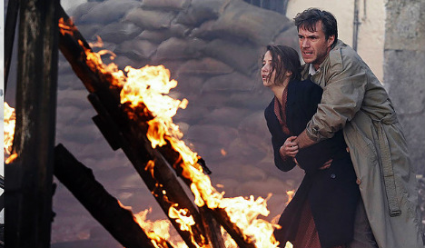 Guernica film premieres on 79th anniversary of bombings