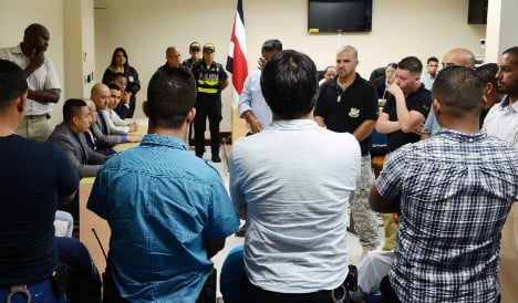 Costa Rica killers jailed over attacks on environmentalists