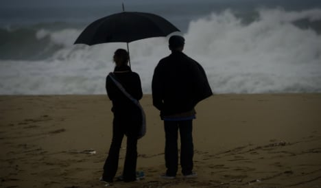 Brace yourself: Fierce storms to hit Spanish Med at weekend
