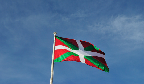 Eurovision bans Basque flag alongside that of Isis terrorists