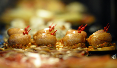 Spain is so proud of its tapas it wants Unesco to protect it