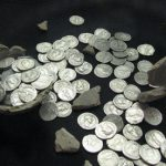 'Hugely important' haul of Roman coins found in Spain