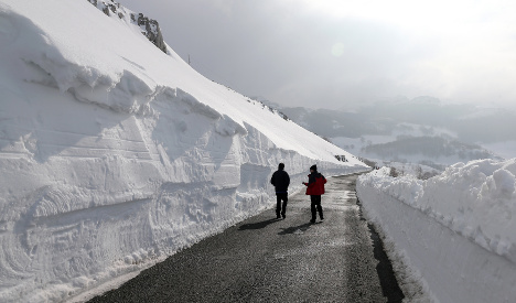 Brrrrr! Spain shivered in coldest March in 12 years