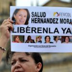 Colombia blames guerrillas for missing journalists