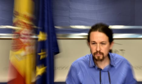 Podemos teams up with far-left party in election alliance