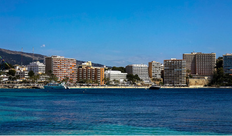 Brit tourist drowns in Magaluf bathtub after drinking session