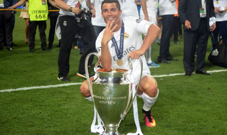 Real Madrid 'win lottery' to land Champions League title