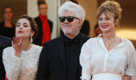 Almodóvar proves Cannes favourite with latest film