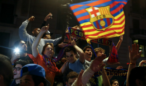Barcelona edge out Sevilla in bad-tempered King's Cup final