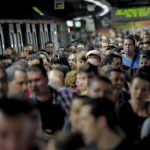 Second day of metro strikes brings chaos to Barcelona